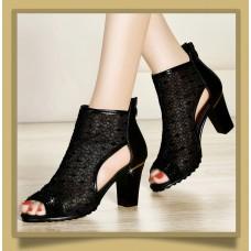 Guciheaven 7949 Sandales Noir Femmes Talons hauts