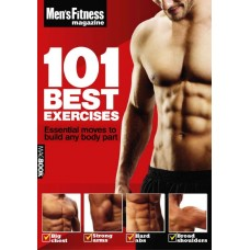 Men's Fitness 101 Best Exercises