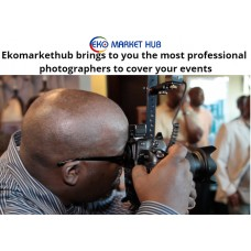 Ekomarkethub Photographer services