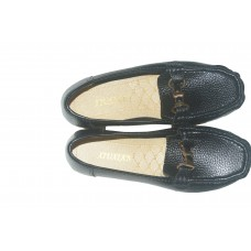 XIU XIAN Women's Driving Leather Shoes