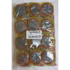 spirale scourer pack of 12