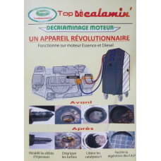 Decalaminage Moteur Motor full Power