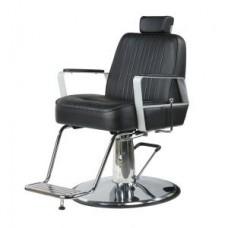Fauteuil barbier Noir