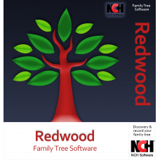 FREE SOFTWARE Redwood Free Family Tree and Genealogy Research Software