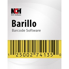 FREE SOFTWARE Barillo Barcode Software Generates UPC-A and EAN-13 Barcodes for Your Inventory