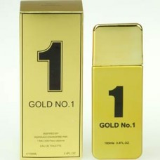 Gold No.1 Inspired By Paco Rabanne - Men