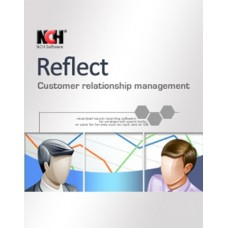 Logiciel Gratuit Reflect CRM Database Software - Easily Improve Customer Relationship Management