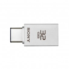 Sony 32GB USB Flash Drive for Type-C Smartphone and Tablets