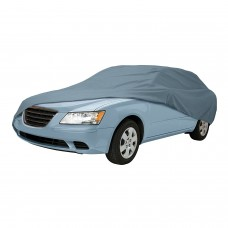 OverDrive PolyPro I Mid Size Sedan Car Cover