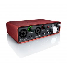 Focusrite Scarlett 2i2-1st GENERATION-USB Recording Audio Interface
