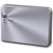 My Passport Ultra Portable External Hard Drive 2TB - USB 3.0