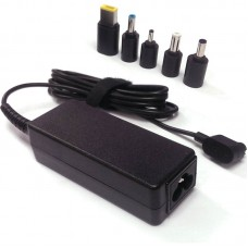 Targus 90w Universal Laptop Adapter Refurbished-Black