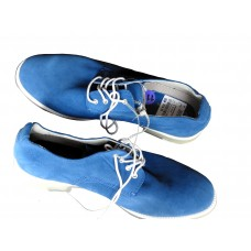 Suede Shoe - blue