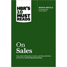 Harvard Business Review on Sales and Selling