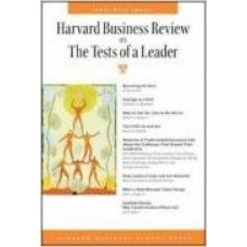Harvard Business Review on the Tests of a Leader
