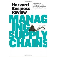 Harvard Business Review on Supply Chain Management