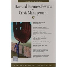 Harvard Business Review on Crisis Management
