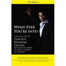 THE BOOK on What Ever You re Into