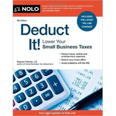 Deduct It Lower Your Small Business Taxes