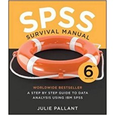 SPSS Survival Manual: A Step by Step Guide to Data Analysis Using the SPSS Program, 4th Edition