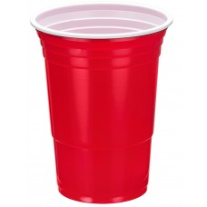 The Big Red Cup