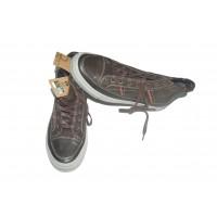 Brown color footwear for men