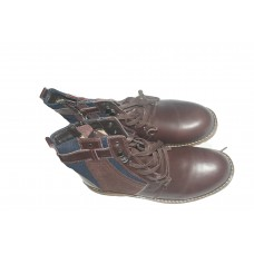 Brown footwear for men