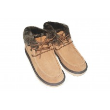 low shoe - mens size: 40 (wallabee)