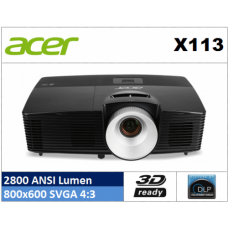 Acer X 113 DLP projector
