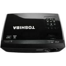Toshiba NPS15A DLP 3D 3000 Lumen HDMI Projector