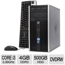 Desktop HP compact 6200