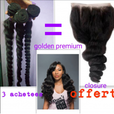 MALAISIENNE T24  GOLDEN PREMIUM HAIR