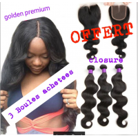 INDIENNES T36 GOLDEN PREMIUM HAIR