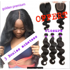 INDIA T36 GOLDEN PREMIUM HAIR