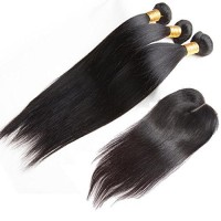 HUMAN HAIR GOLDEN BRAZILIAN AND MALAYSIA INDIAN PREMIUM T18 - Extensions cheveux  BRESILIEN