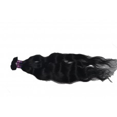 Indian weave - 100% naturule - 34 poçuces (complete hairstyle) 5 balls