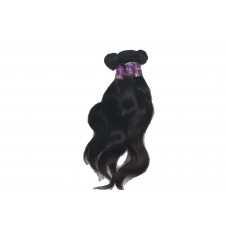 245-5000 Indian weave - hair 100 percent naturule - 26 inches complete hairstyle curly